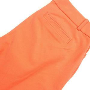 Banana Republic Sloan Orange Crop Pants Size 8